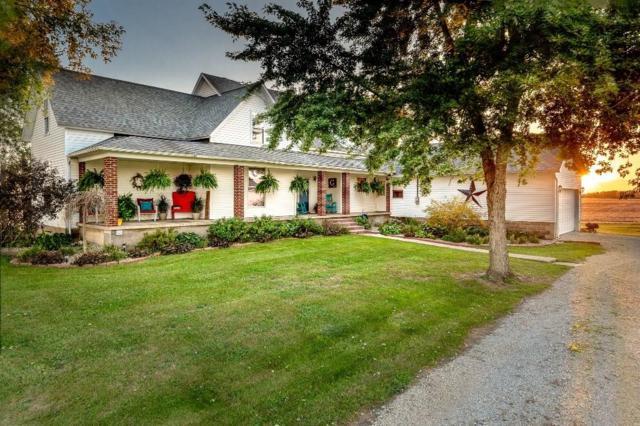 8301 N 800 E, Albany, IN 47320 (MLS #21600041) :: The ORR Home Selling Team