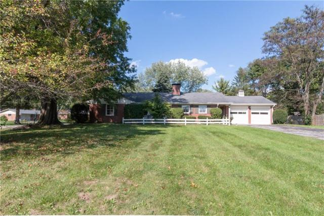 820 E 81st Street, Indianapolis, IN 46240 (MLS #21600060) :: HergGroup Indianapolis