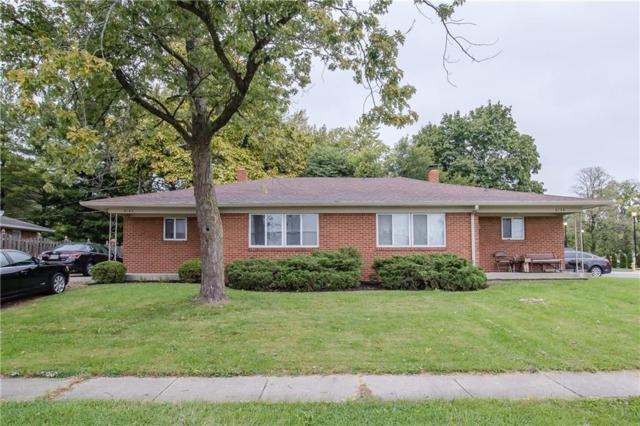 8142/8144 E 45TH Street, Lawrence, IN 46226 (MLS #21600072) :: Richwine Elite Group