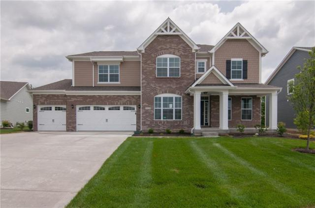 10225 Maiden Court, Fishers, IN 46040 (MLS #21600092) :: Mike Price Realty Team - RE/MAX Centerstone