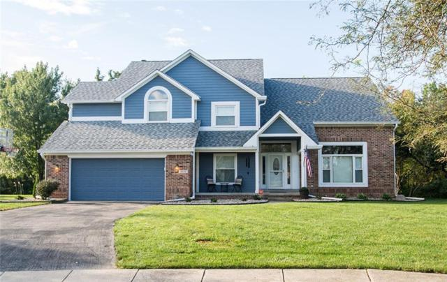 8624 Bay Pointe Circle, Indianapolis, IN 46236 (MLS #21600109) :: Mike Price Realty Team - RE/MAX Centerstone