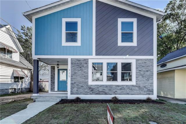 325 Sanders Street, Indianapolis, IN 46225 (MLS #21600145) :: Mike Price Realty Team - RE/MAX Centerstone