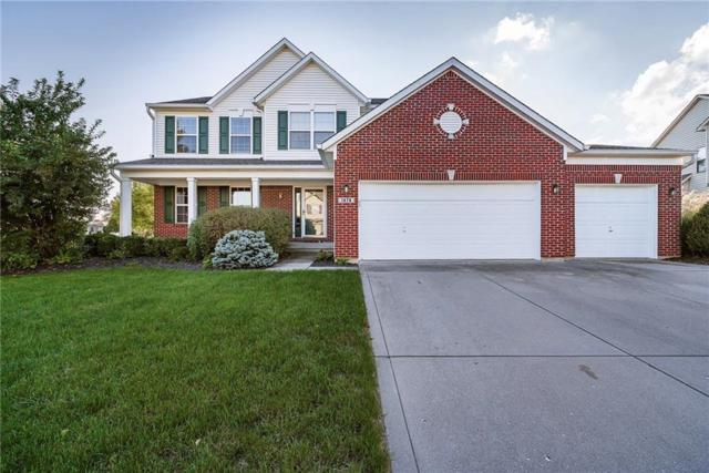 1878 Bridgewater Drive, Avon, IN 46123 (MLS #21600150) :: The ORR Home Selling Team