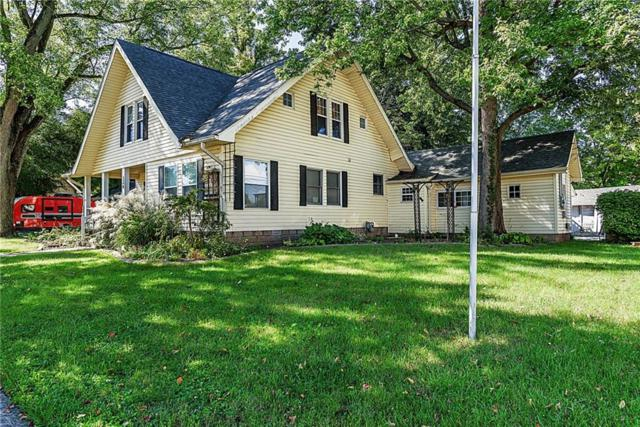 126 S Jefferson Street, Mooresville, IN 46158 (MLS #21600192) :: The Indy Property Source