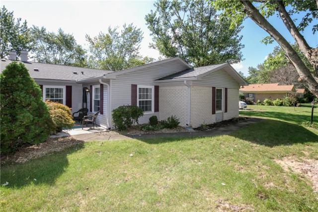4314 Parliment Drive, Anderson, IN 46013 (MLS #21600194) :: The Evelo Team