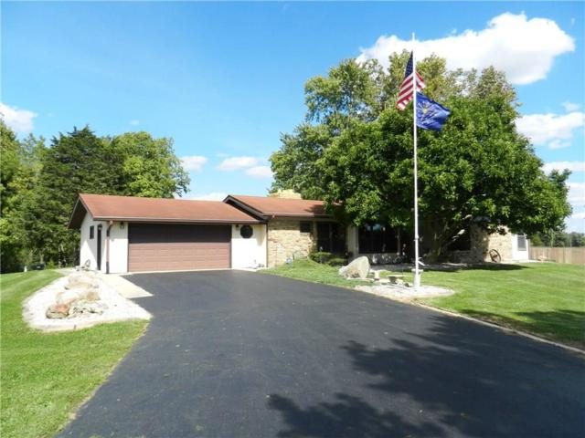 3104 E County Road 225 N, Danville, IN 46122 (MLS #21600196) :: The Indy Property Source