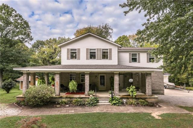5090 N 625 W, Bargersville, IN 46106 (MLS #21600209) :: The Indy Property Source