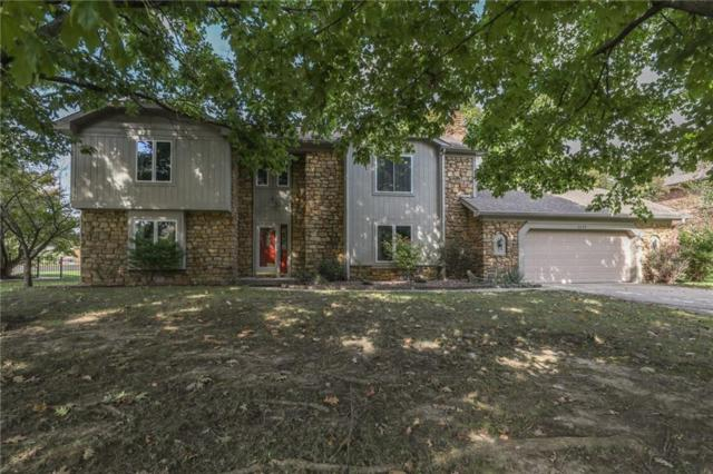 3270 Greensview Drive, Greenwood, IN 46143 (MLS #21600219) :: Mike Price Realty Team - RE/MAX Centerstone