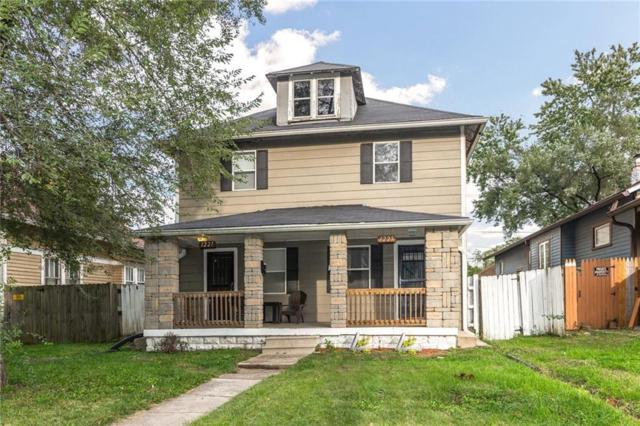 1225 N Oxford Street, Indianapolis, IN 46201 (MLS #21600244) :: Mike Price Realty Team - RE/MAX Centerstone