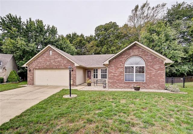 888 Preakness Drive, Greenwood, IN 46143 (MLS #21600249) :: The Evelo Team
