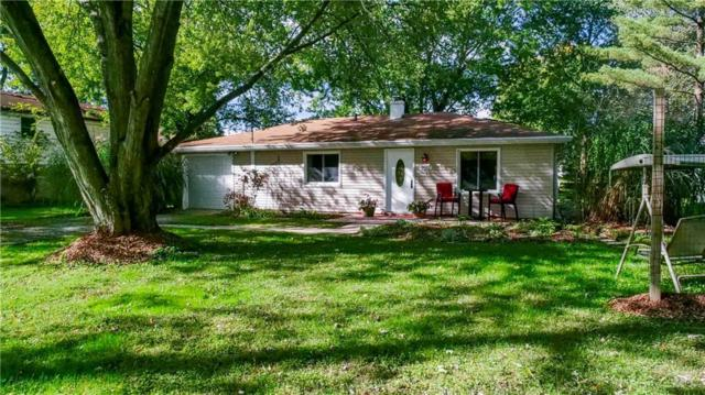 9012 Cooper Road, Zionsville, IN 46077 (MLS #21600259) :: The Indy Property Source