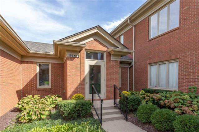6451 Meridian Parkway 9C, Indianapolis, IN 46220 (MLS #21600300) :: The Evelo Team