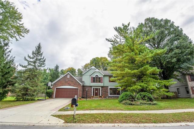 749 Howe Drive, Carmel, IN 46032 (MLS #21600339) :: Mike Price Realty Team - RE/MAX Centerstone