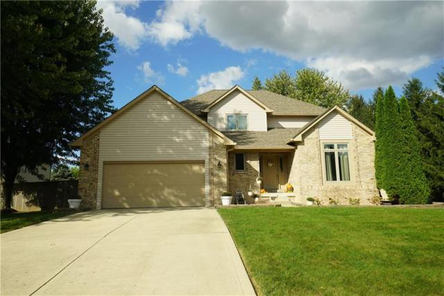 1914 Hillside Drive, Franklin, IN 46131 (MLS #21600365) :: Mike Price Realty Team - RE/MAX Centerstone