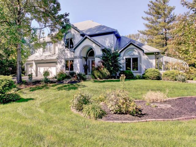 9090 Admirals Pointe Drive, Indianapolis, IN 46236 (MLS #21600380) :: The ORR Home Selling Team