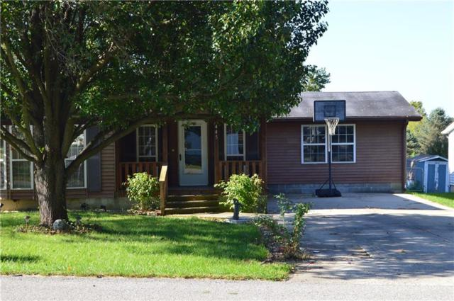 445 Stardust Way, Cloverdale, IN 46120 (MLS #21600389) :: Mike Price Realty Team - RE/MAX Centerstone