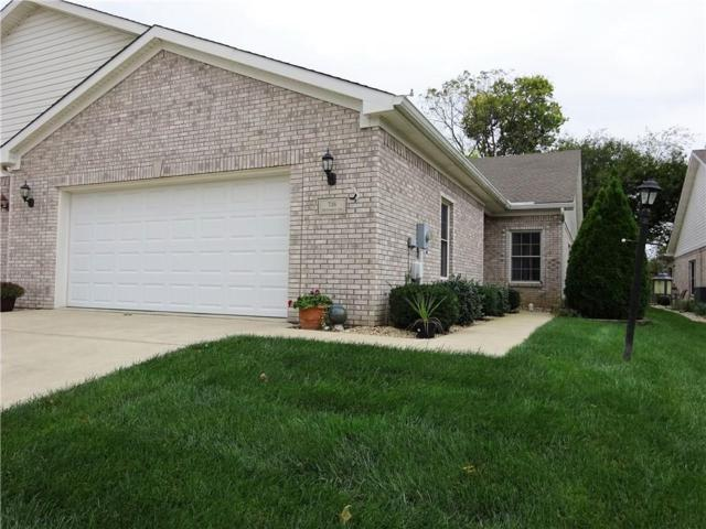 736 Shepherds Way, Greenwood, IN 46143 (MLS #21600396) :: The Evelo Team