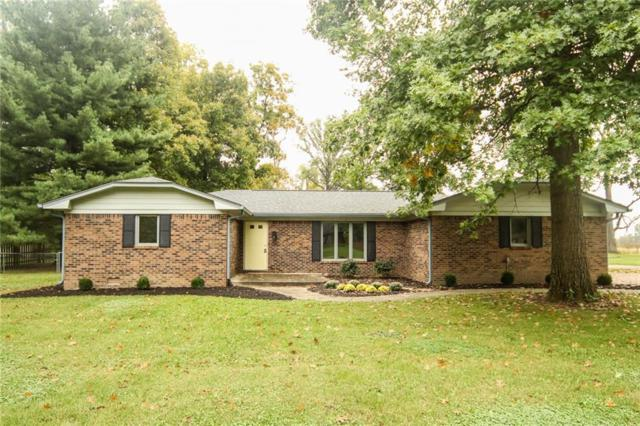 3160 W Hickory Woods Drive, Greenfield, IN 46140 (MLS #21600429) :: FC Tucker Company