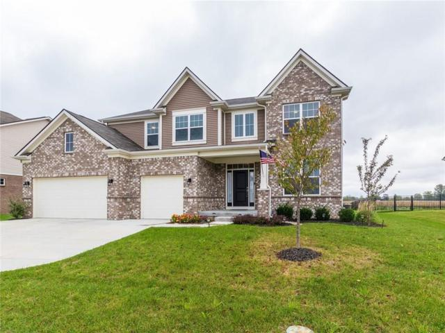 9729 N Port Drive, Mccordsville, IN 46055 (MLS #21600438) :: Richwine Elite Group