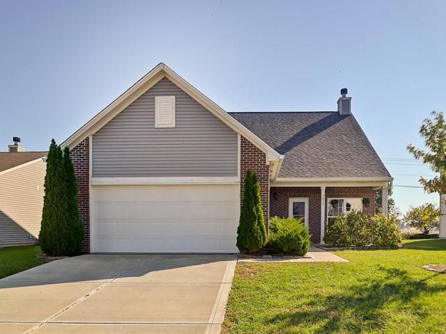 3033 Lodgepole Drive, Whiteland, IN 46184 (MLS #21600443) :: The Indy Property Source