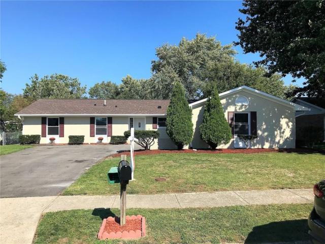9440 Barr Drive, Indianapolis, IN 46229 (MLS #21600447) :: Mike Price Realty Team - RE/MAX Centerstone