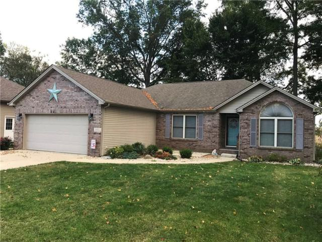 1603 Manor Drive, Hope, IN 47246 (MLS #21600450) :: Mike Price Realty Team - RE/MAX Centerstone