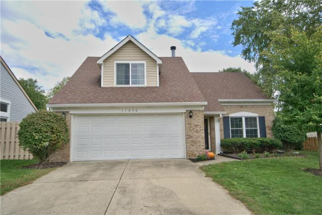 11056 Beech Drive, Fishers, IN 46038 (MLS #21600451) :: The Evelo Team