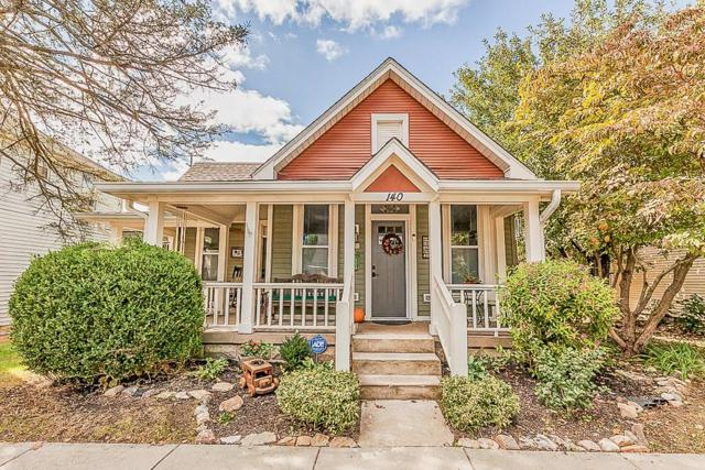 140 N Main Street, Zionsville, IN 46077 (MLS #21600461) :: The Indy Property Source