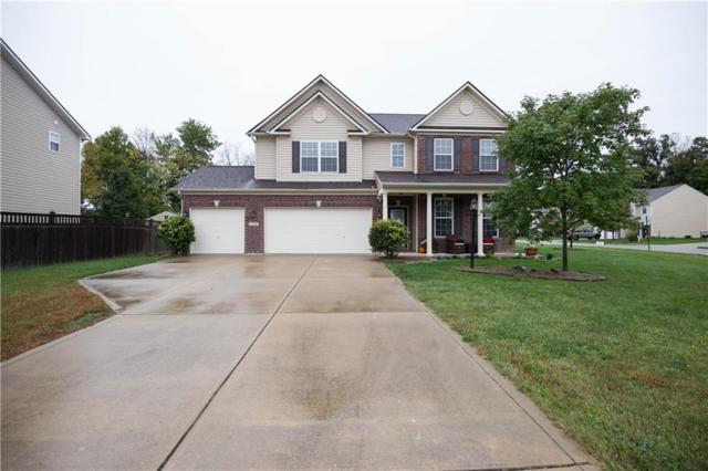 7430 Ponderosa Pines Lane, Indianapolis, IN 46239 (MLS #21600470) :: Mike Price Realty Team - RE/MAX Centerstone