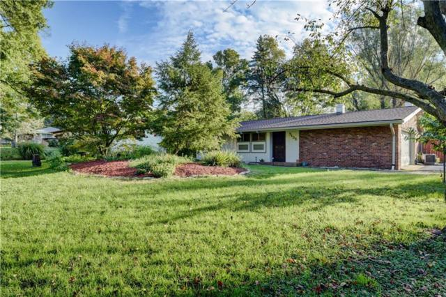 7135 Maryann Court, Indianapolis, IN 46227 (MLS #21600483) :: The Indy Property Source