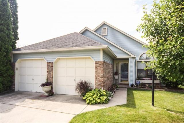 6717 Huntsmen Court, Indianapolis, IN 46250 (MLS #21600494) :: Mike Price Realty Team - RE/MAX Centerstone