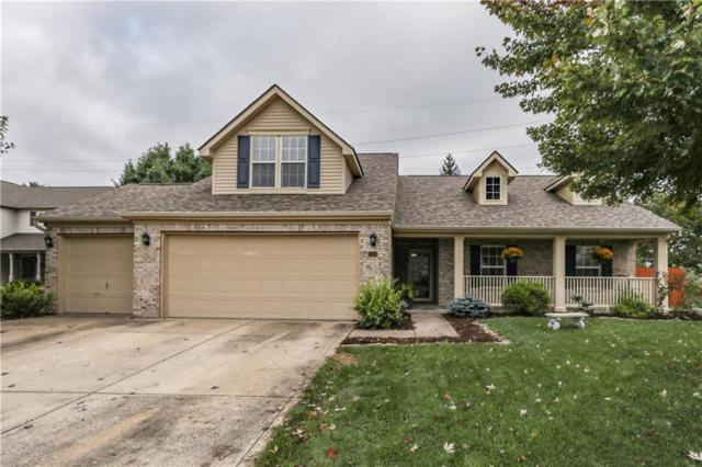 2321 Citation Court, Indianapolis, IN 46234 (MLS #21600530) :: The ORR Home Selling Team