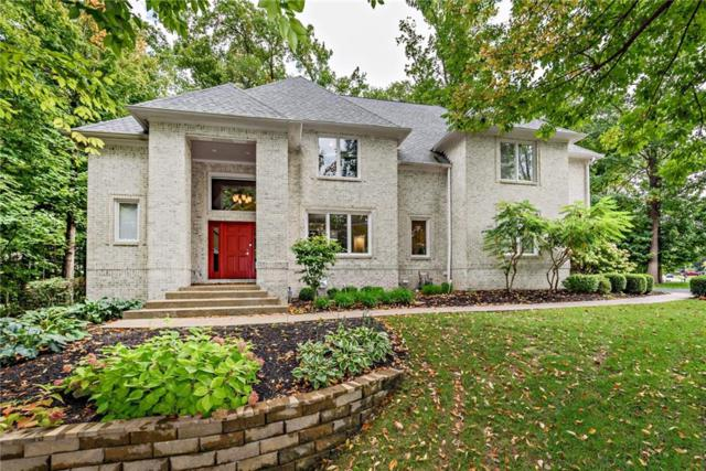 9121 Walnut Grove Drive, Indianapolis, IN 46236 (MLS #21600535) :: Mike Price Realty Team - RE/MAX Centerstone
