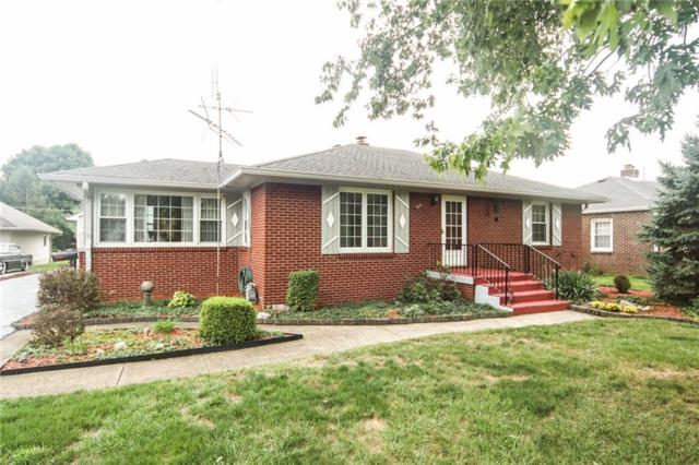 1735 E Banta Road, Indianapolis, IN 46227 (MLS #21600584) :: The ORR Home Selling Team
