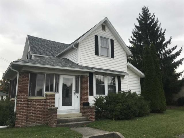713 N Monroe Street, Hartford City, IN 47348 (MLS #21600595) :: Richwine Elite Group