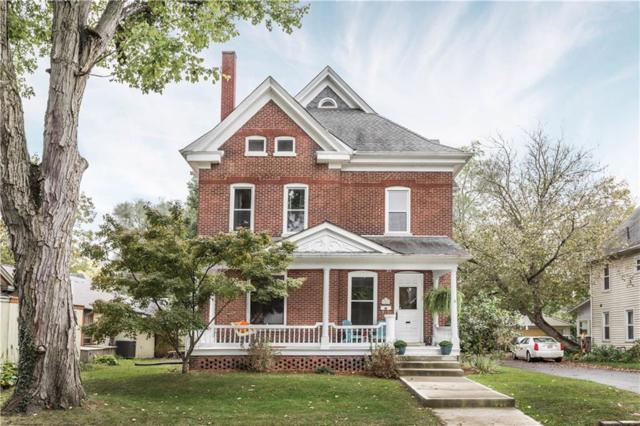351 E King Street, Franklin, IN 46131 (MLS #21600608) :: The Indy Property Source