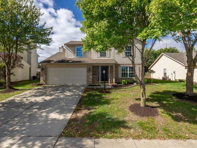 13046 Margate Court, Fishers, IN 46038 (MLS #21600615) :: Richwine Elite Group