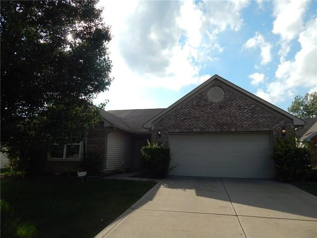 5422 Twin Bridge Court, Indianapolis, IN 46239 (MLS #21600625) :: The Evelo Team