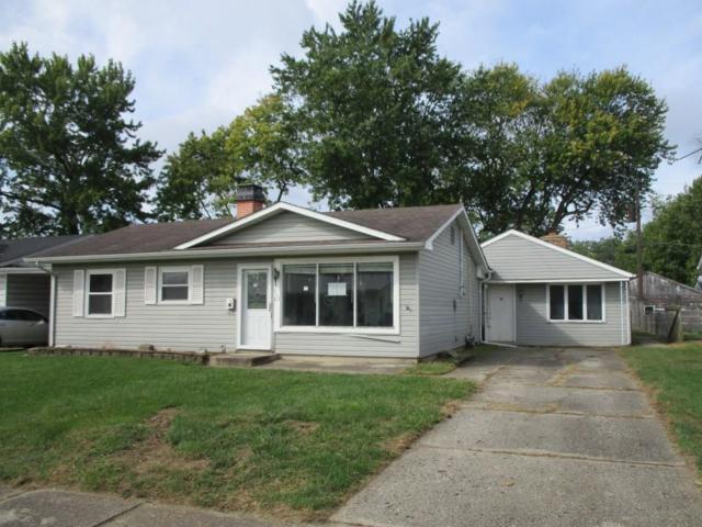 113 Eastman Road, Chesterfield, IN 46017 (MLS #21600633) :: The ORR Home Selling Team