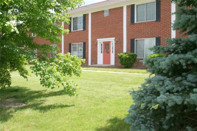 862B Hoover Village Drive, Indianapolis, IN 46260 (MLS #21600669) :: AR/haus Group Realty