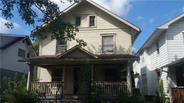 4144 Graceland Avenue, Indianapolis, IN 46208 (MLS #21600744) :: Indy Scene Real Estate Team