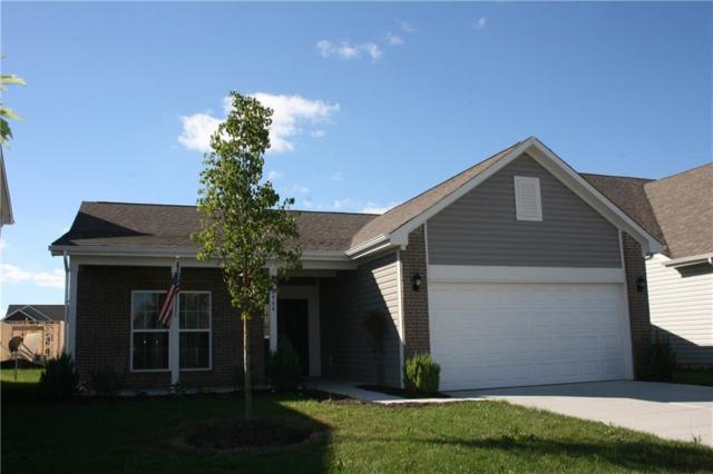 2464 Blackthorn Drive, Franklin, IN 46131 (MLS #21600772) :: The Evelo Team