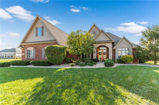 5752 Oakstrand Way, Bargersville, IN 46106 (MLS #21600778) :: The Indy Property Source