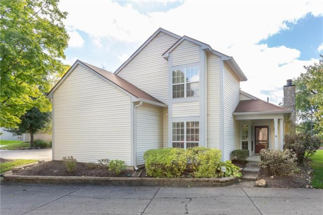 6407 S Bayside South Drive, Indianapolis, IN 46250 (MLS #21600782) :: Mike Price Realty Team - RE/MAX Centerstone