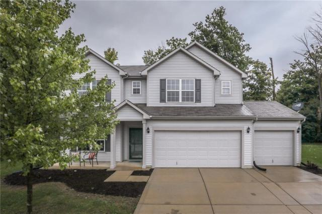 5163 Greenside Drive, Indianapolis, IN 46235 (MLS #21600796) :: The Evelo Team