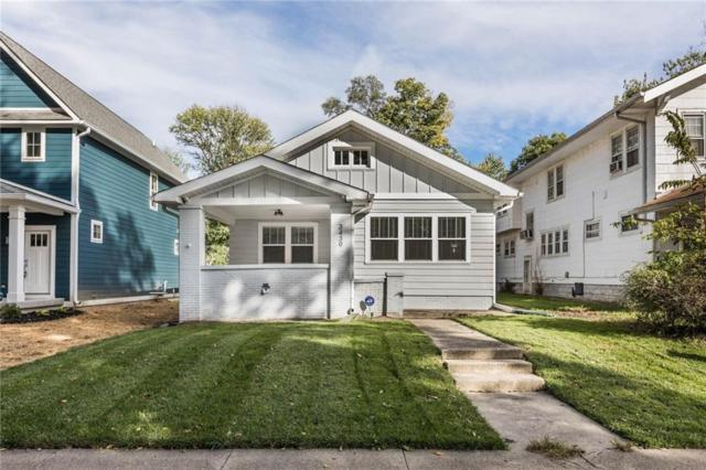 3439 Carrollton Avenue, Indianapolis, IN 46205 (MLS #21600815) :: Mike Price Realty Team - RE/MAX Centerstone