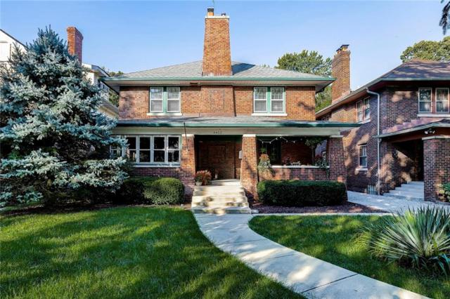 4402 Central Avenue, Indianapolis, IN 46205 (MLS #21600825) :: Mike Price Realty Team - RE/MAX Centerstone