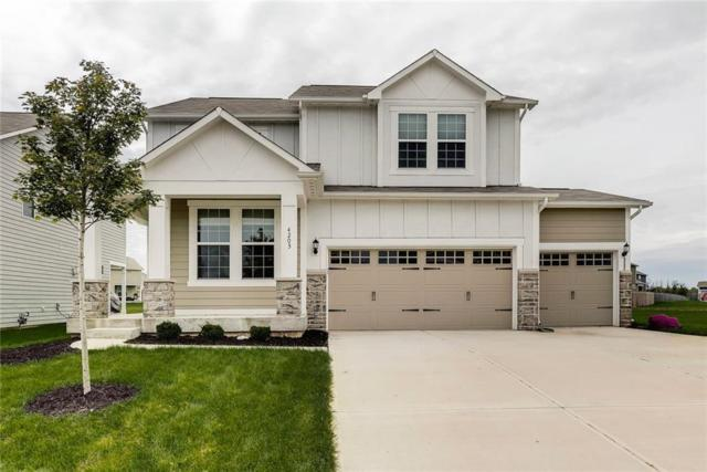 4203 Andover Parkway, Westfield, IN 46074 (MLS #21600837) :: The Indy Property Source