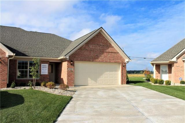 4953 W Harrisburg Court, New Palestine, IN 46163 (MLS #21600845) :: HergGroup Indianapolis