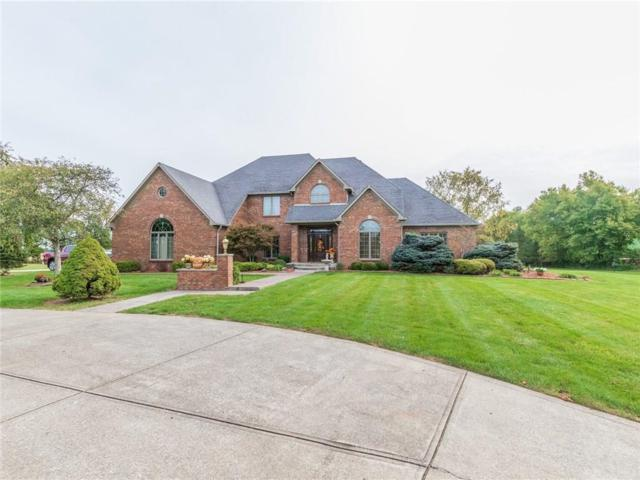 4365 N 600 E, Franklin, IN 46131 (MLS #21600855) :: The Indy Property Source